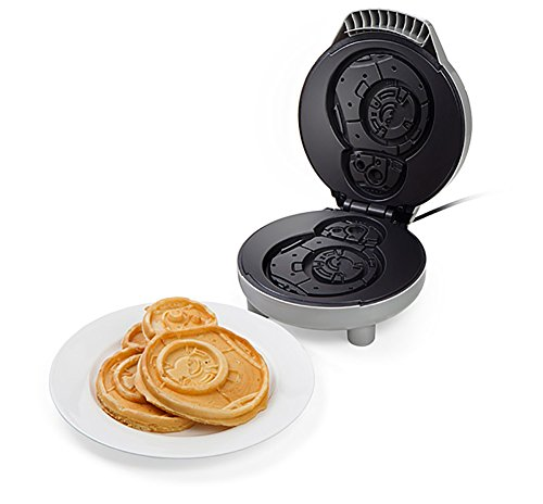 ThinkGeek Star Wars BB-8 Waffle Maker (Iron Stars compare prices)