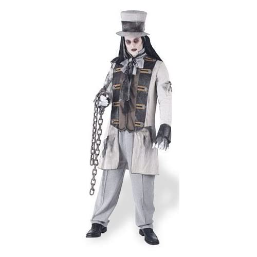 Edwardian Ghost Costume Adult