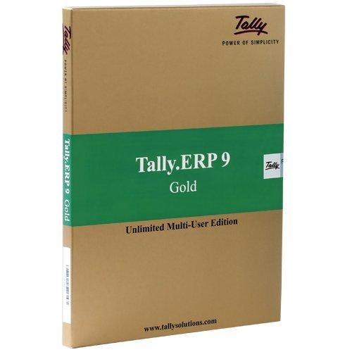 Tally Tally.ERP 9: Gold Multi User