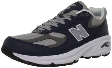 (暴跌)新百伦New Balance Men's ML499 Running Shoe休闲减震慢跑鞋蓝灰$39.95