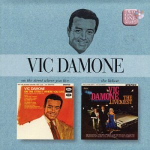 Vic Damone - On the Street Where/Liviest - Zortam Music