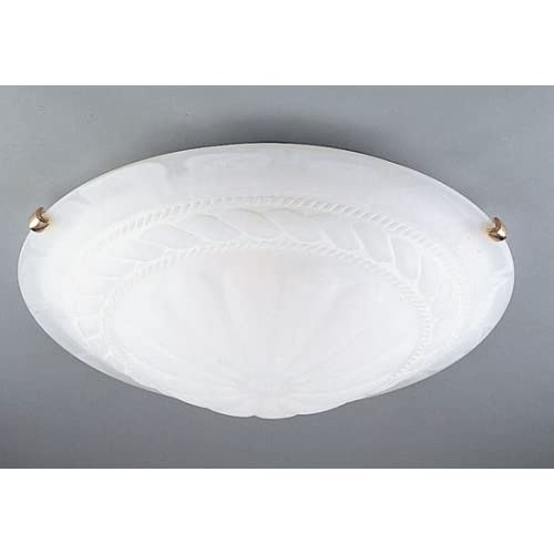 Close to Ceiling Braided Flush Mount 20 (Energy Star)