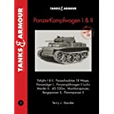 PanzerKampfwagen I & II: Tanks & Armour (Tanks and Armour) ~ Terry Gander
