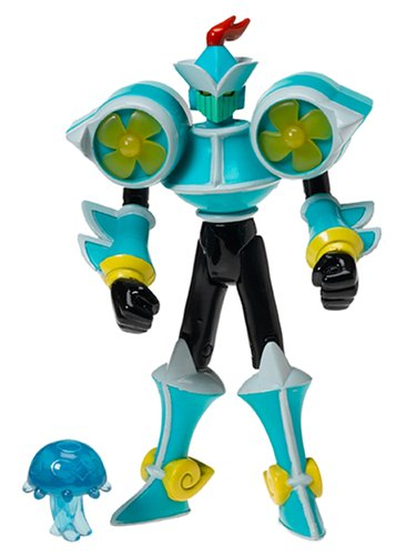 Buy Low Price Mattel Megaman NT Warrior Virus Attack – Windblast Man action figure (B0009JUU1Q)