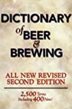 img - for Dictionary of Beer and Brewing: 2,500 Words With More Than 400 New Terms book / textbook / text book