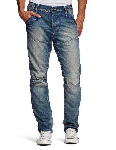G-Star Raw Motor 5620 3D Tapered Embro Men's Jeans Light Aged T.P W32 INxL34 IN - 20.0.50626.2231.3017.34.32