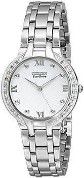 Citizen Eco-Drive Bella Diamond Women's Watch