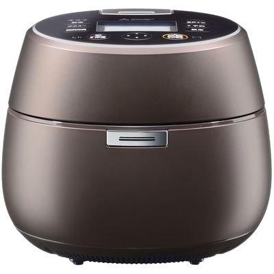 三菱電機 IHジャー炊飯器 本炭釜 KAMADO 5.5合炊き プレミアムブラウン NJ-AW106-T