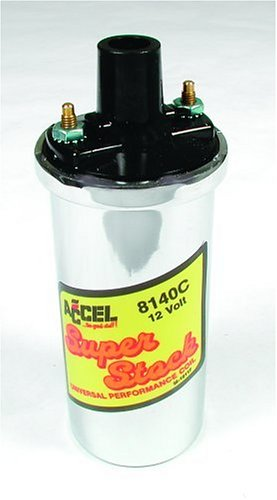 Direct Fit Accel 8140C Ignition Coil Canister design