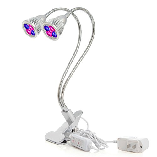 Dual Head LED Grow Light