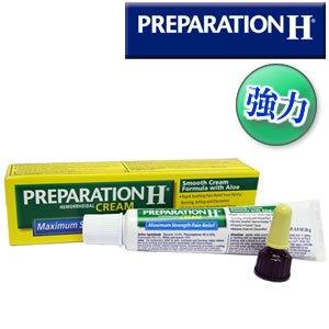 痔にプレパレーションH スーパー軟膏 Preparation H Cream 26g