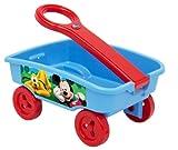 Jakks Pacific UK Disney - Remolque de juguete, dise�o de la Casa de Mickey Mouse