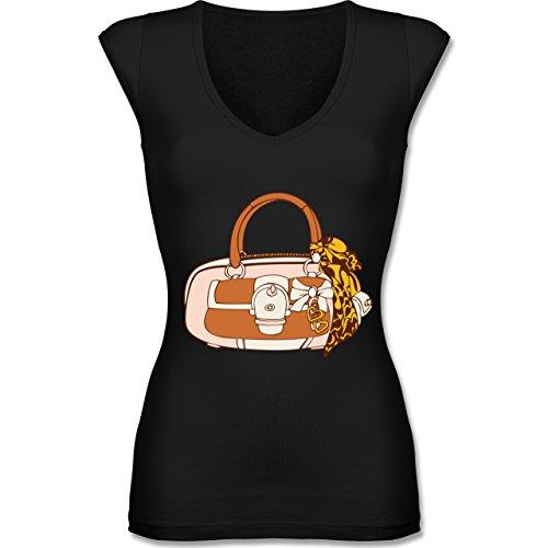 typisch-frauen-handtasche-xl-schwarz-bl8705-figurbetontes-damen-shirt-mit-tiefem-v-ausschnitt