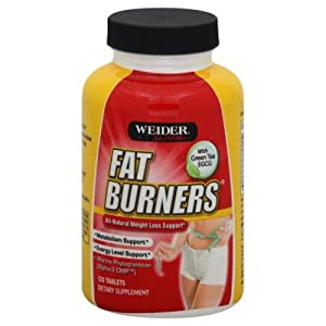 Fat Burners - 120 - Tablet