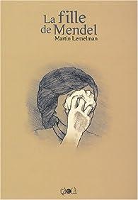 La fille de Mendel par Martin Lemelman