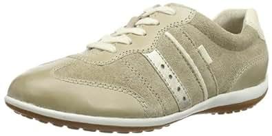 Gabor Shoes Gabor 84.321.72 Damen Schnürhalbschuhe, Beige (pur/leinen/gesso), EU 37 (UK 4) (US 6.5)