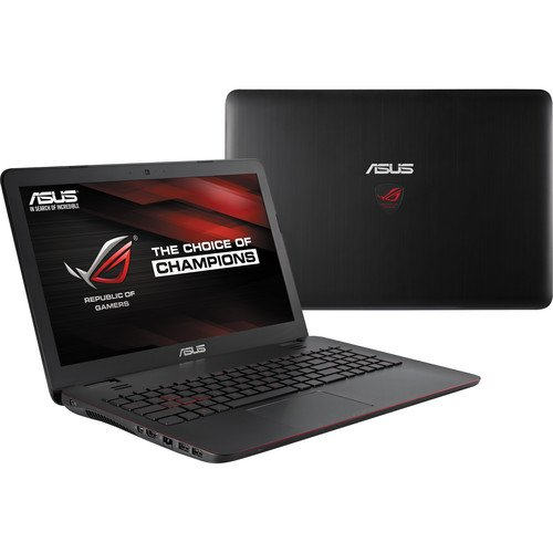 Nvidia GTX 860M搭載 エイスース ASUS ノートパソコン Laptop 15.6-Inch ROG ゲーミング Gaming 【Core i7-4710HQ 2.5GHz/256GB SSD/16GB RAM/Windows8.1】米国版 US version Keyboard OS 【並行輸入品】