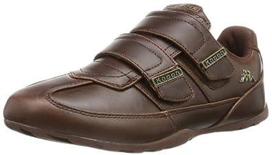Kappa BLADE Footwear unisex, Synthetic 241276 Herren Sneaker, Braun (5000 BROWN), EU 43