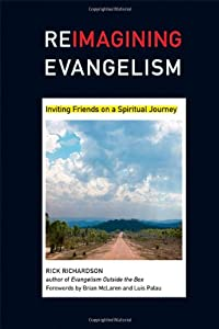 "Cover of ""Reimagining Evangelism: Invitin..."