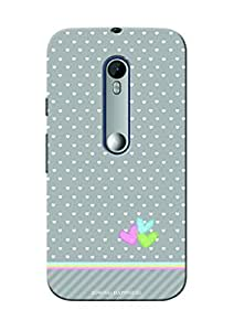 Sowing Happiness Printed Back Cover For Motorola Moto G3