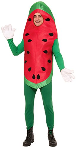 Forum Novelties Watermelon Costume, Red, Standard (Fruits And Vegetables Costume compare prices)