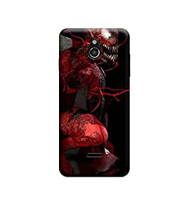 EPICCASE Premium Printed Mobile Back Case Cover With Full protection For Infocus M2 (Designer Case)