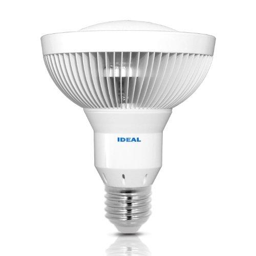 Ideal 13-Watt (65W) Br30 Indoor Cree Mx Led Flood Light - 2900K Reveal Warm - Non-Dimmable - 860 Lumen - 45 Degree Flood - White Case - 1 Bulb