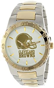 Game Time Mens NFL-EXE-CLE Cleveland Browns Watch by Game Time