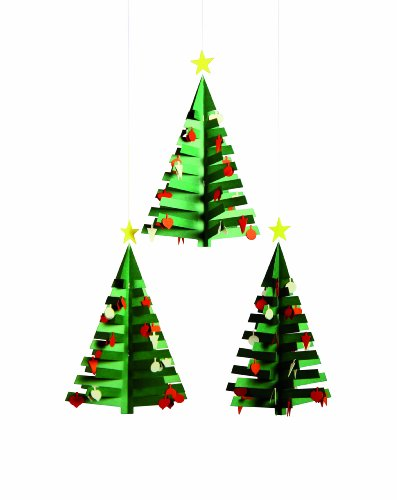Flensted Mobiles Nursery Mobiles, 3 Calendar Trees