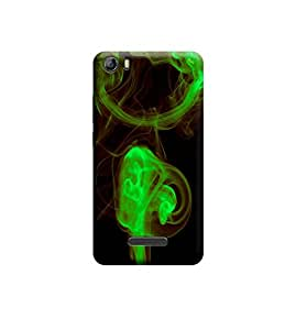Ebby Premium Printed Back Case Cover With Full protection For Micromax Bolt Q338 (Designer Case)