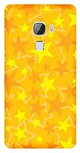 TrilMil Printed Designer Mobile Case Back Cover For Letv Le Max