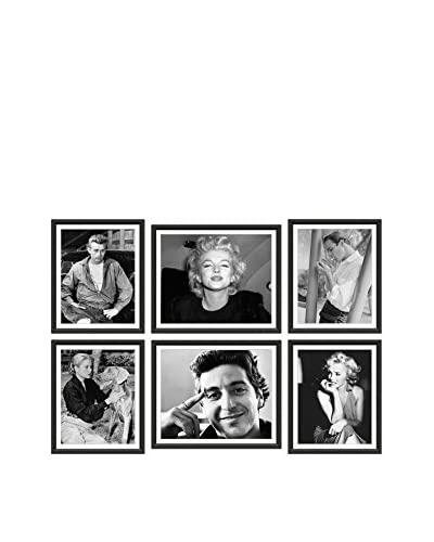 6-Piece Wall Art Collection, Hollywood Photography