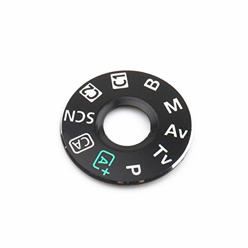 Beracah Function Dial Mode Plate Interface Cap Button Label for Canon EOS 6D (Dial Canon 6d compare prices)
