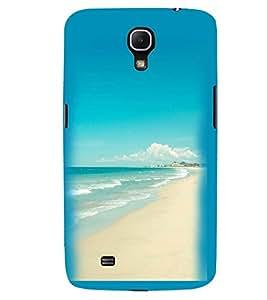 Printvisa Beautiful Seaside Scene Back Case Cover for Samsung Galaxy Mega 6.3 i9200::Samsung Galaxy Mega 6.3 i91200