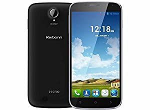 Karbonn Titanium S9 Lite (Black) available at Amazon for Rs.7800