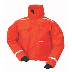 Stearns® The Powerboat Flotation Jacket, ORG/NAVY