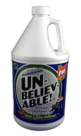 Unbelievable Upso 128 1 Gallon Pro Stain Amp Odor Remover