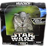 """Star Wars Action Collection 6"""" Yoda Figure By Kenner ~ Star Wars"""