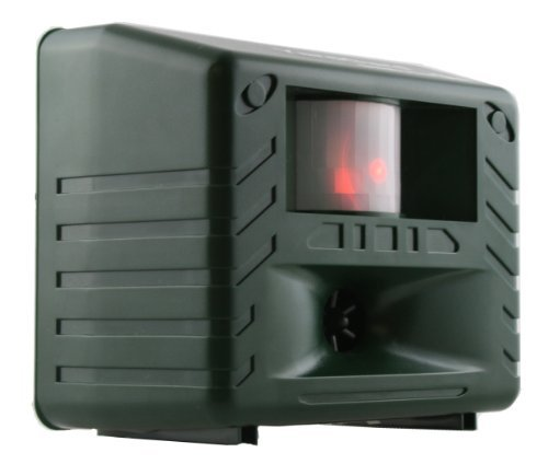 Bird-X YG Yard Gard Ultrasonic Animal Repeller PackageQuantity: 1 Outdoor, Home, Garden, Supply, Maintenance