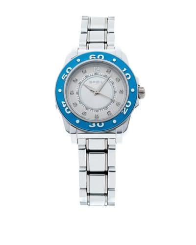 Breil Reloj Mantalite Plata / Turquesa