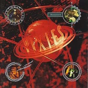 BOSSANOVA CD US ELEKTRA 1990