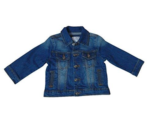 Giubbotto jeans neonato varie taglie nuovo etichettato (94-98 cm)