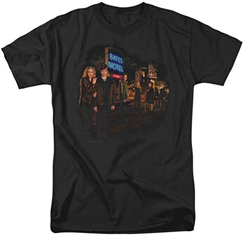 bates-motel-maglietta-da-uomo