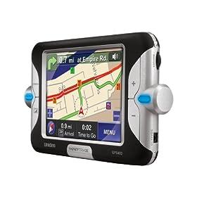 JandR - Uniden Gps402 Maptrax 4-inch Vehicle GPS System - $199.99