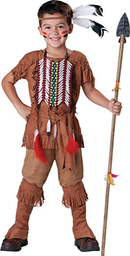 Costumes For All Occasions IC7040C8 Indian Brave Child 8