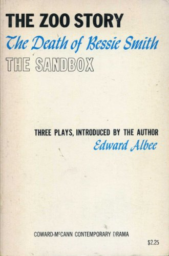 a literary analysis of the zoo story by edvard albee To edward albee the zoo story plot characters and language setting themes  by  initial critical praise, the zoo story went on to win the village voice obie.