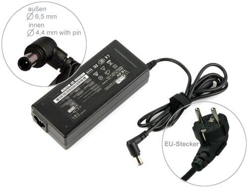 Originale Luxburg Alimentatore AC Adapter per Notebook Carica Batterie per Sony Vaio VGP-AC19V20 VGP-AC19V28 VGN-CS21S VGN-CS21Z VGN-CS31Z/Q VGN-C1S /G /H /P VGN-CR31S /L/P/R/W. Con cavo di alimentazione a norma europea. Di e-port24®
