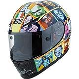 AGV GP-Tech Valentino Rossi Faces LE Helmet