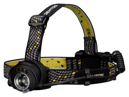 ジェントス ヘッドライト デルタピーク DPX-433H