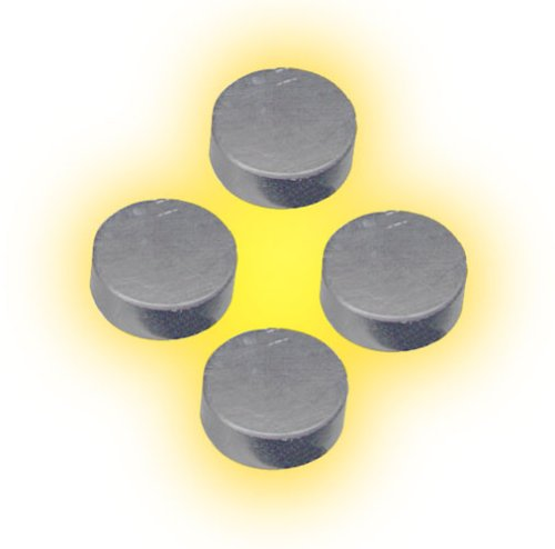 "Disc Magnet is only 1/2"" in Diameter But Has Terrific Holding Power (Pkg/200)"